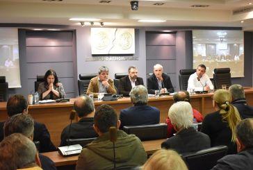 Στο Αγρίνιο ο υπουργός Αγροτικής Ανάπτυξης: «Είμαστε αποφασισμένοι να χαράξουμε νέα αγροτική πολιτική»
