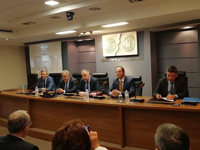 Ενδιαφέρουσα ενημέρωση ασφαλιστικών διαμεσολαβητών στο Αγρίνιο