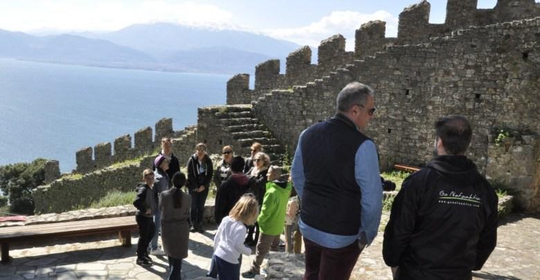 Επίσκεψη εκπροσώπων μεγάλων τουριστικών blogs στη Ναύπακτο (φωτο)