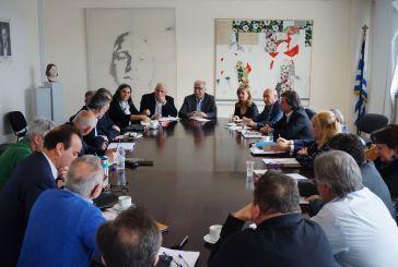 Η πρώτη συνάντηση του Υπουργού Κ. Γαβρόγλου με τους 13 νέους Περιφερειακούς Διευθυντές Εκπαίδευσης
