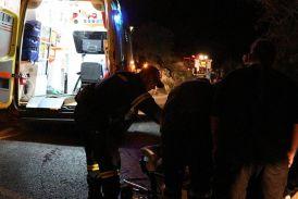 Τροχαίο με τραυματισμό ντελιβερά και εγκατάλειψη του στο Αγρίνιο