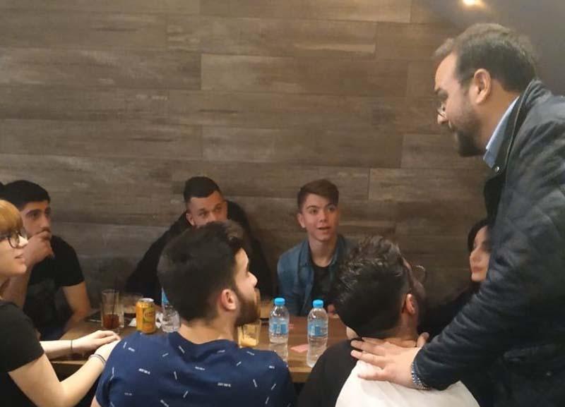 Νεκτάριος Φαρμάκης: «Μαραθώνιος» μέσα στην κοινωνία! (φωτο)