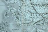 Ένας από τους πρώτους γεωφυσικούς χάρτες της Αιτωλοακαρνανίας