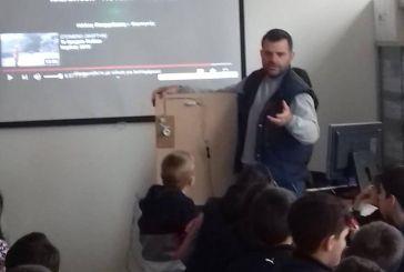Μαθητές του 7ου Δημοτικού Σχολείου Αγρινίου έμαθαν την αξία του ηλεκτρικού ρεύματος (φωτο)