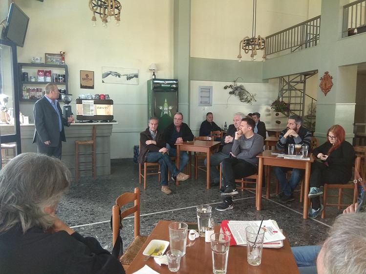 Παπανικολάου- «Λαϊκή Συσπείρωση» Δήμου Αγρινίου: θέλουμε να αναλάβουμε ευθύνες αρκεί να μας τις δώσετε