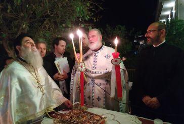 Χριστός Ανέστη στον Άγιο Θωμά Αγρινίου! (βίντεο-φωτό)