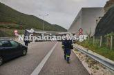 Ιόνια Οδός: Εκτροπή νταλίκας στην Κλόκοβα – κλειστό το ρεύμα προς Μεσολόγγι