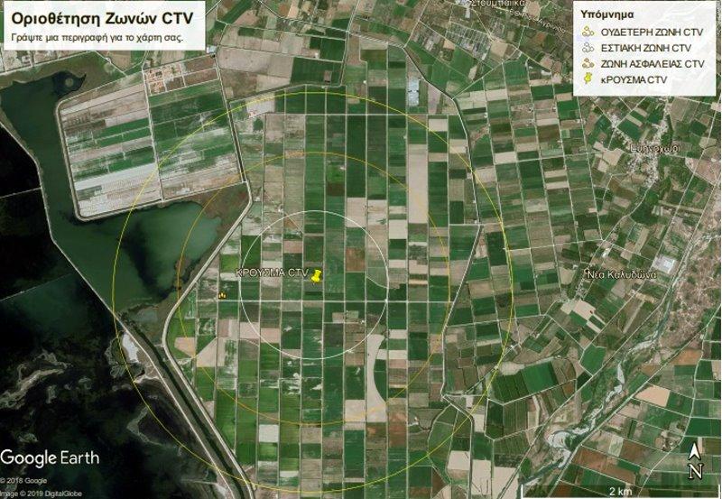ΔΑΟΚ Αιτωλοακαρνανίας: Μέτρα και συμβουλές μετά το κρούσμα Τριστέτσας στο Ευηνοχώρι (χάρτης)