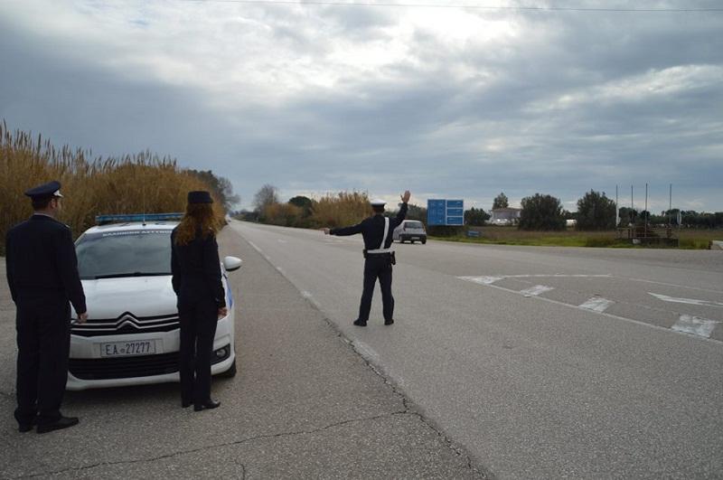 Κυκλοφοριακές ρυθμίσεις σε τμήμα της Εθνικής Οδού Πρέβεζας- Αγίου Νικολάου Βόνιτσας