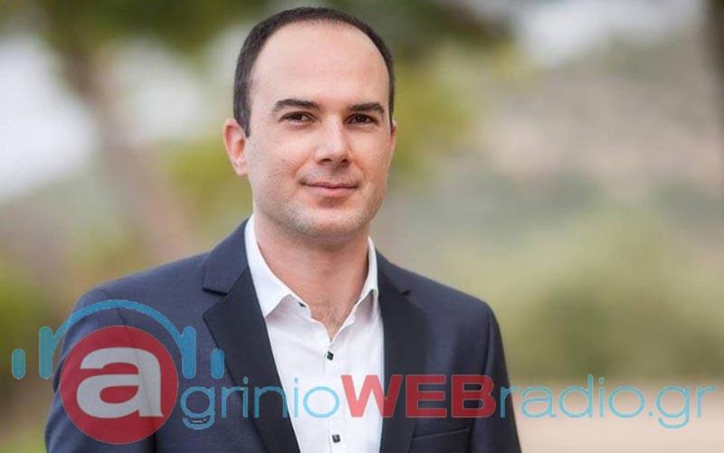 """Λάμπρος Δημητρογιάννης στο agriniowebradio.gr: """"Ολοκληρωτική η αποτυχία του Απ. Κατσιφάρα"""" (ηχητικό)"""
