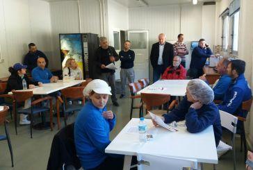 Περιοδεία κλιμακίου της Λαϊκής Συσπείρωσης στον Αστακό