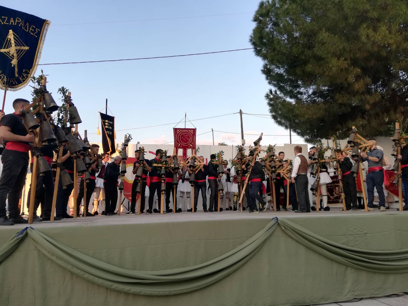 """Πλήθος κόσμου τίμησε τα """"Λαζάρια 2019"""" στην Ματαράγκα"""