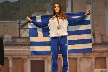 2η θέση στο Ευρωπαϊκό πρωτάθλημα Ταεκβοντό για τη Ξηρομερίτισσα Μαρία Λεκατσά