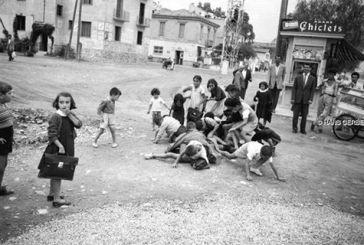 Ασπρόμαυρα όνειρα στις παλιές γειτονιές της Αθήνας