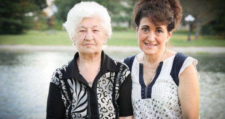 Απίστευτη ιστορία: 80χρονη από το Στράνωμα Ναυπακτίας συνάντησε την κόρη της έπειτα από 60 χρόνια!