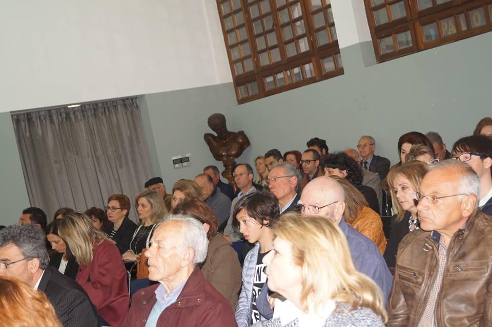 Παρουσίαση βιβλίου για Αιτωλοακαρνάνες συγγραφείς και βραβεύσεις μαθητών στο Αγρίνιο