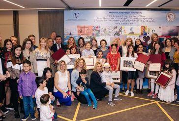 Νέες διακρίσεις για μαθήτριες από το Λουτρό σε πανελλήνιο διαγωνισμό ζωγραφικής (φωτο)