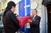 To Mεσολόγγι τίμησε και φέτος τη μνήμη του Αρχηγού της Φρουράς των Μεσολογγιτών Αθανασίου Ραζή-Κότσικα