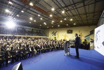 Κυριάκος Μητσοτάκης: Μήνυμα μεγάλης πολιτικής αλλαγής στέλνει το Αγρίνιο (φωτό-βίντεο)