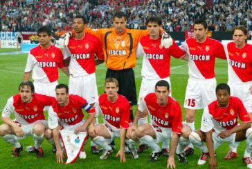 Η Μονακό του 2004 έρχεται στη Λευκάδα για φιλικό φιλανθρωπικού χαρακτήρα