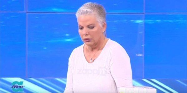 Κώστας Σγόντζος: Η Νανά Παλαιτσάκη έμαθε στον αέρα της εκπομπής τον θάνατό του (vid)
