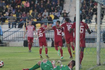 Τα highlights από το Παναιτωλικός-Ολυμπιακός 0-5