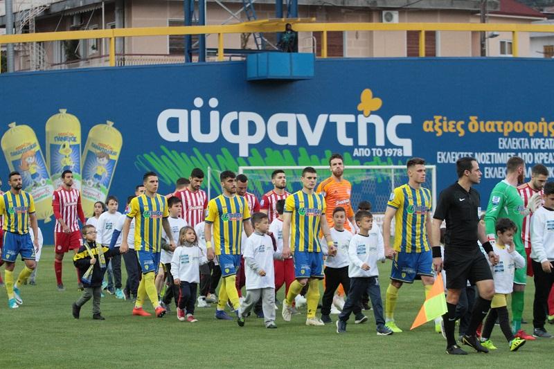 Το φωτορεπορτάζ του Παναιτωλικός-Ολυμπιακός 0-5