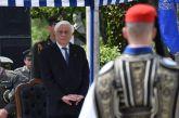 Πρ. Παυλόπουλος στο Μεσολόγγι : Οι ηρωικοί πρόγονοί μας διδάσκουν να υπερασπιζόμαστε ενωμένοι την ελευθερία μας