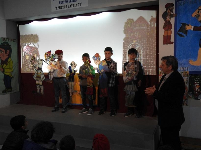 Η Παγκόσμια Ημέρα Θεάτρου Σκιών στο Περί Σκιών