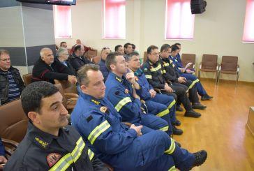 «Ξένιος Δίας ΙΙΙ»: Τη Δευτέρα η ετήσια άσκηση των πυροσβεστών του Αγρινίου