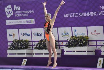 Σημαντικές διακρίσεις για τη Ναυπάκτια Ευαγγελία Πλατανιώτη στο Hellas Beetles Artistic swimming