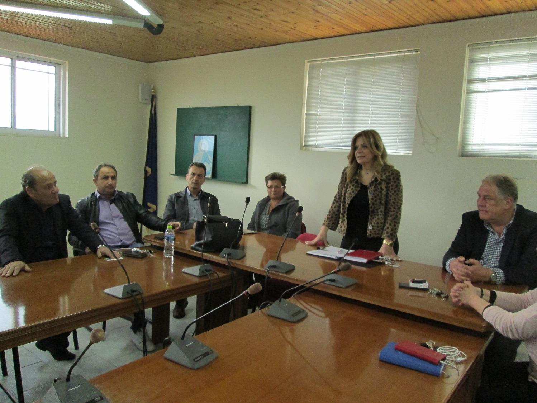 """Χριστίνα Σταρακά από Καινούργιο-Παραβόλα: """"Μηδενικός ο απολογισμός της Δημοτικής Αρχής και για το παραλίμνιο μέτωπο"""""""