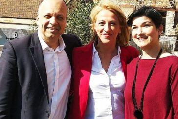 Η Ρένα, η Νάνσυ και ο Σταύρος…