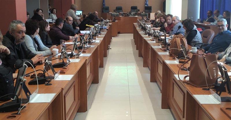 Τεχνική συνάντηση για την αξιολόγηση 1.244 αιτήσεων για Σχέδια Βελτίωσης στην Περιφέρεια Δυτικής Ελλάδας