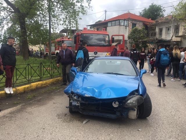 Συνελήφθη ο 19χρονος Ρομά που παρέσυρε μαθήτριες στην Παραβόλα-ούτε δίπλωμα δεν είχε
