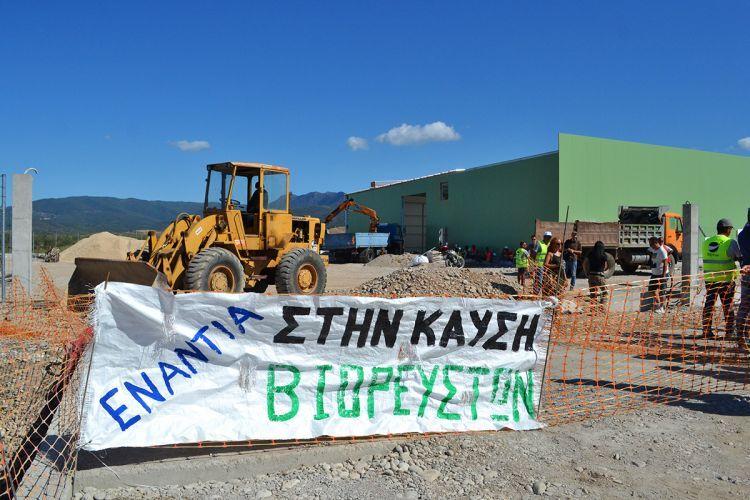 «Λιμνοθάλλαζα»: Ο ΣΥΡΙΖΑ νομιμοποιεί εργοστάσια στον κάμπο του Ευηνοχωρίου, που έχει ζητήσει την ανάκληση των αδειών τους