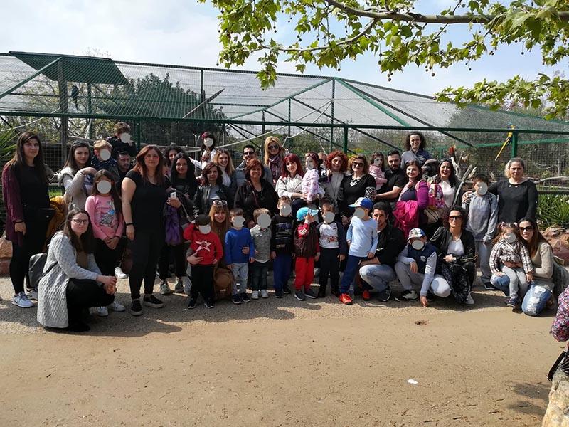 Επίσκεψη Βρεφικών – Παιδικών Σταθμών του Δήμου Μεσολογγίου στο Αττικό Πάρκο (φωτο)