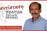 Περιφερειακές εκλογές: Το πλήρες ψηφοδέλτιο στην Αιτωλοακαρνανία της Αντίστασης Πολιτών Δυτικής Ελλάδας