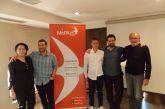 Υποψήφιοι ευρωβουλευτές του κόμματος του Γιάνη Βαρουφάκη στο Αγρίνιο (φωτο)