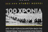 Ποντιακή Γενοκτονία 1919 – 2019: 100 χρόνια δίχως παγκόσμια δικαίωση