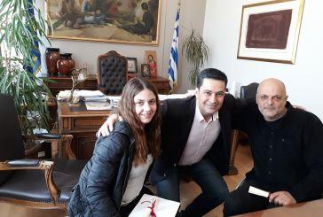 Αγρίνιο: Μας διδάσκουν με τη δύναμη τους οι Αθανασία Σιδέρη και Παναγιώτης Αγγελούδης