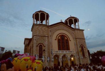 Εορτάζει ο Ιερός Ναός Αγίας Τριάδας Παναιτωλίου – Το πρόγραμμα