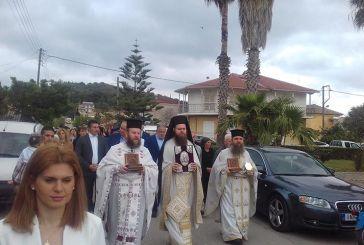 Ο Άγιος Νικόλαος Βονίτσης τίμησε τον προστάση του (φωτο)