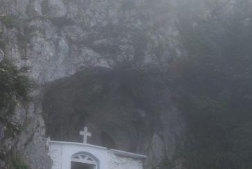 «Άγιος Ανδρέας ο Ερημίτης»-15 Μάη, ψηλά στην Καλάνα