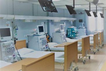 Νέα υπερσύγχρονα μηχανήματα Αιμοκάθαρσης στη Μονάδα Τεχνητού Νεφρού του Ιπποκρατείου Ιδρύματος Αγρινίου