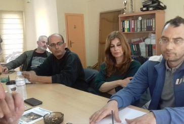 To «Ανυπότακτο Αγρίνιο» σε ενημερωτική συνάντηση με καθηγητές και δασκάλους