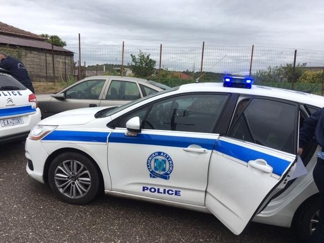 Αστυνομική έφοδος σε αγροτική συνέλευση στη Σταμνά- «έβρεξε» πρόστιμα, μια σύλληψη