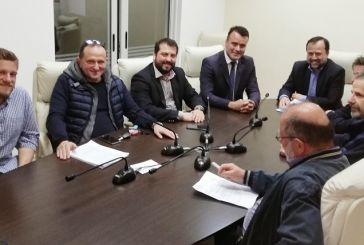 Συνάντηση του αντιπεριφερειάρχη Νίκου Μπαλαμπάνη με το ΤΕΕ Αιτωλοακαρνανίας