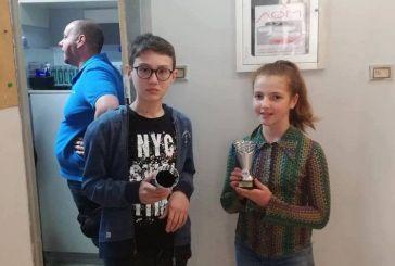 Παιδιά από το Αγρίνιο στην τρίτη θέση του Πανελληνίου πρωταθλήματος μπριτζ μικτών ζευγών
