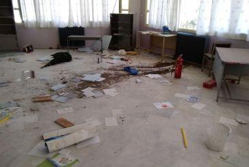 Επιδρομή βανδάλων στο δημοτικό σχολείο Κάτω Κερασόβου